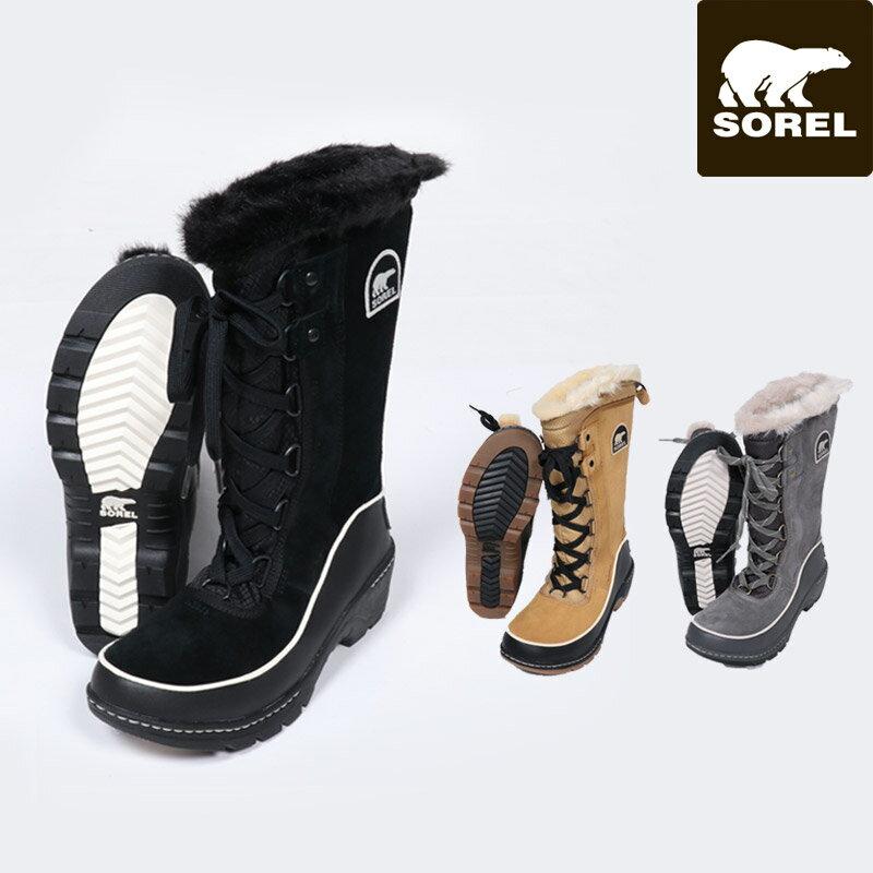 セール SALE 18-19 新作 ソレル SOREL ティボリ III ハイ TIVOLI III HIGH ブーツ 靴 NL2537 レディース