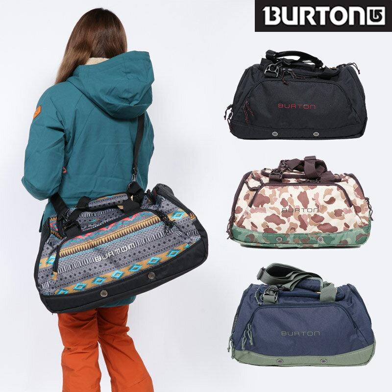【エントリーでポイント10倍】 セール SALE 18-19 新作 バートン BURTON ブーサス バッグ ミディアム 2.0 BOOTHAUS BAG MD 2.0 ボストン バッグ 110351 メンズ レディース