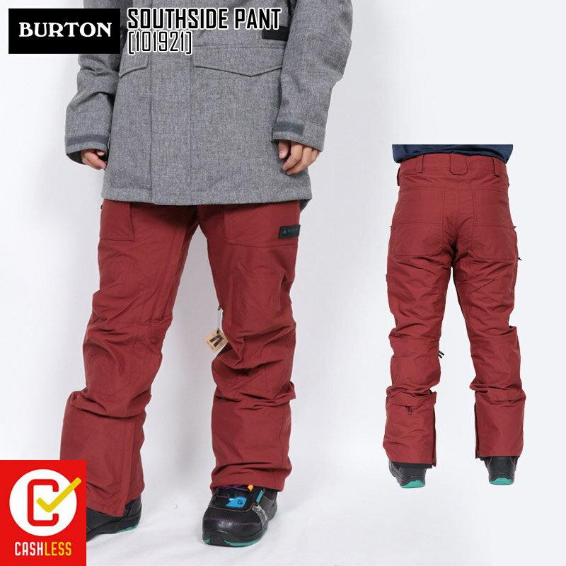 35%OFF セール SALE バートン BURTON サウスサイド パンツ SOUTHSIDE PANT ウェア スノボ 101921 メンズ