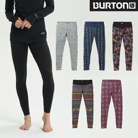 35%OFF セール SALE バートン BURTON ウィメンズ ミッドウェイト パンツ WOMEN'S MIDWEIGHT PANT インナー ファーストレイヤー 102661 レディース