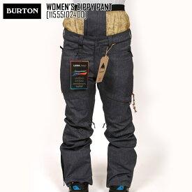 セール SALE バートン BURTON ジッピー パンツ ZIPPY PANT ウェア スノボ 115551 レディース