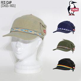セール チャムス CHUMS フェス キャップ FES CAP キャップ 帽子 CH05-1165