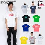 ポイント10倍TシャツチャムスCHUMSLogoT-Shirt