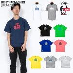 ポイント10倍TシャツチャムスCHUMSBoobyFaceT-Shirt
