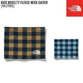 ノースフェイス THE NORTH FACE キッズ ノベルティー フリース ネック ゲイター KIDS NOVELTY FLEECE NECK GAITER ネックウォーマー ネックゲイター NNJ71910 キッズ