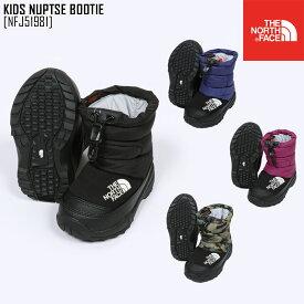 セール SALE ノースフェイス THE NORTH FACE キッズ ヌプシ ブーティー VI KIDS NUPTSE BOOTIE VI ブーツ 靴 NFJ51981 キッズ