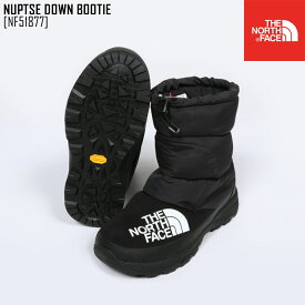 19-20 秋冬 新作 ノースフェイス THE NORTH FACE ヌプシ ダウン ブーティー NUPTSE DOWN BOOTIE ブーツ 靴 NF51877 メンズ レディース