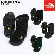 予約商品靴ノースフェイスTHENORTHFACEヌプシブーティウールIINUPTSEBOOTIEWOOLIIブーツメンズレディース