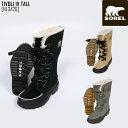 セール SALE 19-20 秋冬 新作 ソレル SOREL ティボリ IV トール TIVOLI IV TALL 靴 ブーツ NL3426 レディース
