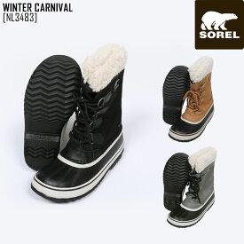 ソレル SOREL ウィンター カーニバル WINTER CARNIVAL 靴 ブーツ NL3483 レディース