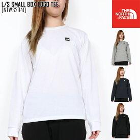 セール SALE 2020 春夏 新作 ノースフェイス THE NORTH FACE ロングスリーブ スモール ボックス ロゴ ティー L/S SMALL BOX LOGO TEE Tシャツ トップス NTW32041 レディース