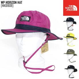 2020 春夏 新作 ノースフェイス THE NORTH FACE ウォータープルーフ ホライズン ハット WP HORIZON HAT ハット 帽子 NN01909 メンズ レディース
