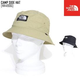 2020 春夏 新作 ノースフェイス THE NORTH FACE キャンプ サイド ハット CAMP SIDE HAT ハット 帽子 NN41906 メンズ レディース