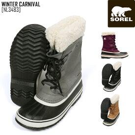 セール SALE ソレル SOREL ウィンター カーニバル WINTER CARNIVAL 靴 ブーツ NL3483 レディース