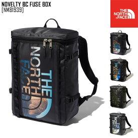 2021 春夏 新作 ノースフェイス THE NORTH FACE ノベルティー BC ヒューズ ボックス NOVELTY BC FUSE BOX リュック バックパック NM81939 メンズ レディース