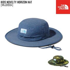 セール SALE ノースフェイス THE NORTH FACE キッズ ノベルティ ホライズン ハット KIDS NOVELTY HORIZON HAT ハット 帽子 NNJ01904 キッズ