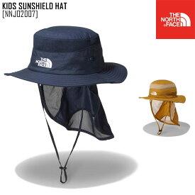 セール SALE ノースフェイス THE NORTH FACE キッズ サンシールド ハット KIDS SUNSHIELD HAT ハット 帽子 NNJ02007 キッズ