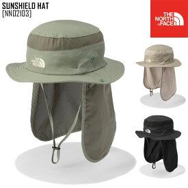 2021 春夏 新作 ノースフェイス THE NORTH FACE サンシールド ハット SUNSHIELD HAT ハット 帽子 NN02103 メンズ レディース