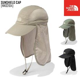 2021 春夏 新作 ノースフェイス THE NORTH FACE サンシールド キャップ SUNSHIELD CAP 帽子 キャップ NN02104 メンズ レディース