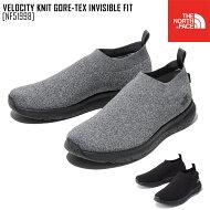 2020春夏新作ノースフェイスTHENORTHFACEベロシティニットゴアテックスインビジブルフィットVELOCITYKNITGORE-TEXINVISIBLEFITスニーカー靴NF51998メンズレディース