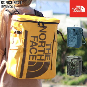 21-22 秋冬 新作 ノースフェイス THE NORTH FACE BC ヒューズ ボックス 2 BC FUSE BOX II リュック バックパック NM82150 メンズ レディース