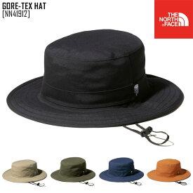 21-22 秋冬 新作 ノースフェイス THE NORTH FACE ゴアテックス ハット GORE-TEX HAT ハット 帽子 NN41912 メンズ レディース