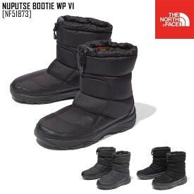 21-22 秋冬 新作 ノースフェイス THE NORTH FACE ヌプシ ブーティ ウォータープルーフ VI NUPTSE BOOTIE WP VI ブーツ 靴 NF51873 メンズ レディース