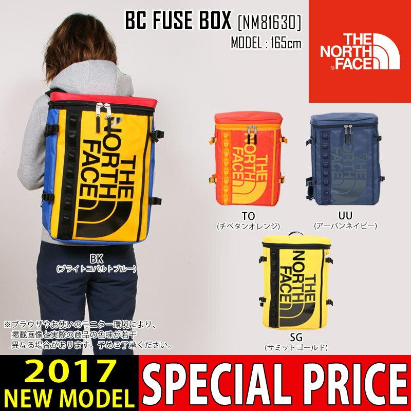 リュック ノースフェイス THE NORTH FACE ヒューズボックス BC FUSE BOX バッグ NM81630 メンズ レディース