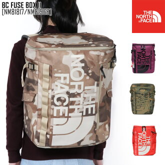 Limited Edition color UN/DP backpack north face THE NORTH FACE backpack BC fuse box BC FUSE BOX NM81630