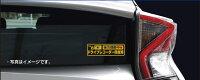 セルスターGDO-27ドライブレコーダー用オプションドライブレコーダー反射ステッカーGDO-27(前方後方録画中)【RCP】