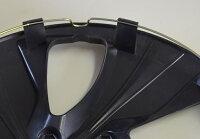 NEWホイールカバー[ホイールキャップ]14インチグレー4枚セットAWKO-2GR汎用ホイールカバー【メーカー直配送】(セルスター商品との同梱はできません)【RCP】
