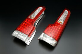 【特価】ホンダ ライフ JB1・JB2 1998/10〜2001/05・JB3・JB4 2000/12〜2003/09CLEAR WORLD(クリアワールド) LED コンビテールランプ  RTH-24 テールランプ テールレンズ