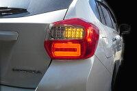 スバルXV/XVHYBRIDGP#用2012/07〜(H24/07〜)CLEARWORLD(クリアワールド)チューブフルLEDテールランプ(スモークレンズ)CTF-03テールランプテールレンズ