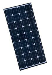 シャープ製単結晶ソーラーパネル
