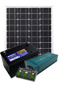 ソーラー発電入門用セットシステム2