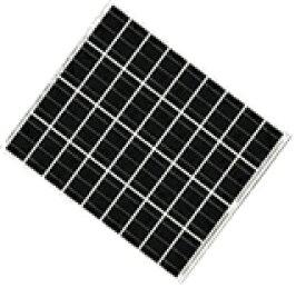 京セラ製多結晶ソーラーパネルKD70GX-RP