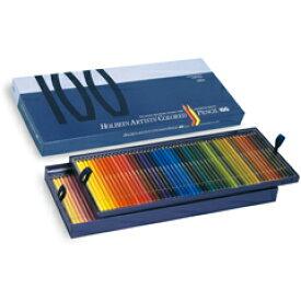 ホルベイン アーチスト色鉛筆 100色セット/基本色・紙箱