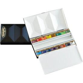 ホルベイン アーチストパンカラー メタルボックス24色セット