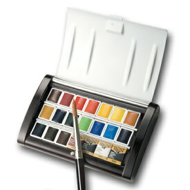 ホルベイン アーチストパンカラー21色セット(越前漆塗り製)