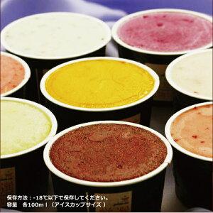 NORUCA 果物屋さんのフルーツアイスクリーム&シャーベット(12個入) Cコース(送料、消費税込み)お中元 お歳暮 母の日 父の日
