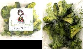 国産 冷凍ブロッコリー(熊本、宮崎、徳島など)バラ凍結冷凍野菜 500g(250g×2) 国産冷凍野菜 【消費税込み】