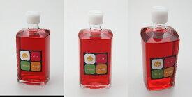 NORUCA 飲む フルーツ酢(いちご酢) 500ml(3本入)おいしい酢 人工着色料、香料、人工エキス、保存料など一切使用していません。【送料、消費税込み】