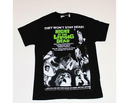 NIGHT OF THE LIVING DEAD「LARGE POSTER」(ナイトオブザリビングデッド ラージポスター)