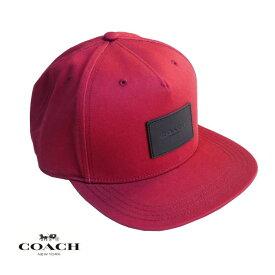 COACH コーチ メンズ レディース キャップ CAP アメリカ買付品 正規品 本物 ベースボールキャップ Currant カラント