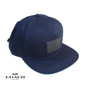 COACH コーチ メンズ レディース キャップ CAP アメリカ買付品 正規品 本物 ベースボールキャップ F33774 NAVY ネイビー