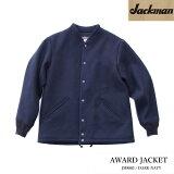 JackmanジャックマンJM8885AwardJacketアワードジャケットウールジャケットDARKNAVYダークネイビーMADEINJAPAN