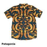 PatagoniaM'sMalihiniPatalohaShirtパタロハアロハシャツPataloha半袖シャツBayBlueベイブルー