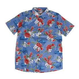 Patagonia Pataloha パタロハ パタゴニア 半袖シャツ 総柄 M's Malihini Pataloha Shirts アロハシャツ Blue ブルー