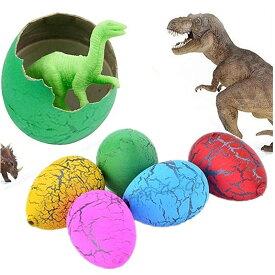 メール便送料無料! 水で孵る! 恐竜の卵 マジック 立体 プレゼント ギフト 贈り物 おもちゃ Dinosaur egg 誕生日 お祝い 知育玩具 玩具 子供 男の子