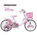 Bridgestone (ブリヂストン)【ディズニープリンセス NPR16】16インチ 幼児用自転車【自転車完全組立て発送】
